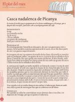 Casca nadalenca de Picanya
