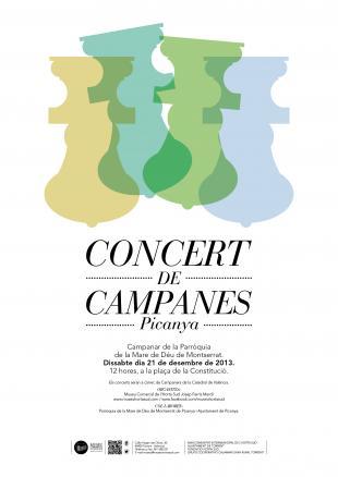 CONCERT DE CAMPANES A PICANYA