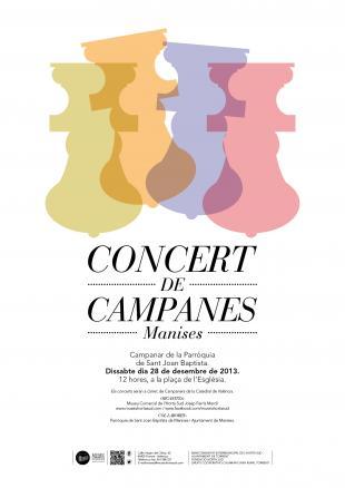 CONCERT DE CAMPANES.MANISES