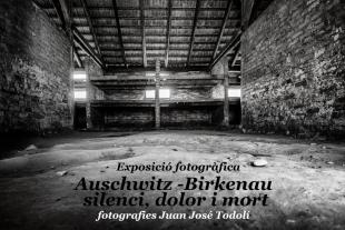 Exposició fotogràfica Auschwitz-Birkenau
